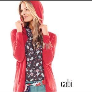 CAbi Beachcomber Hoodie #5137 size XL